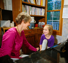 Sherry VanOveren Piano Lessons for Kids in West Michigan